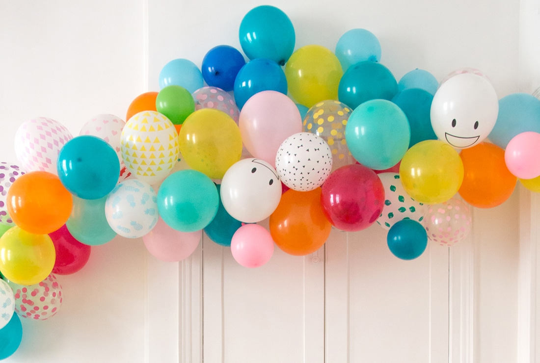 Les ballons My Little Day