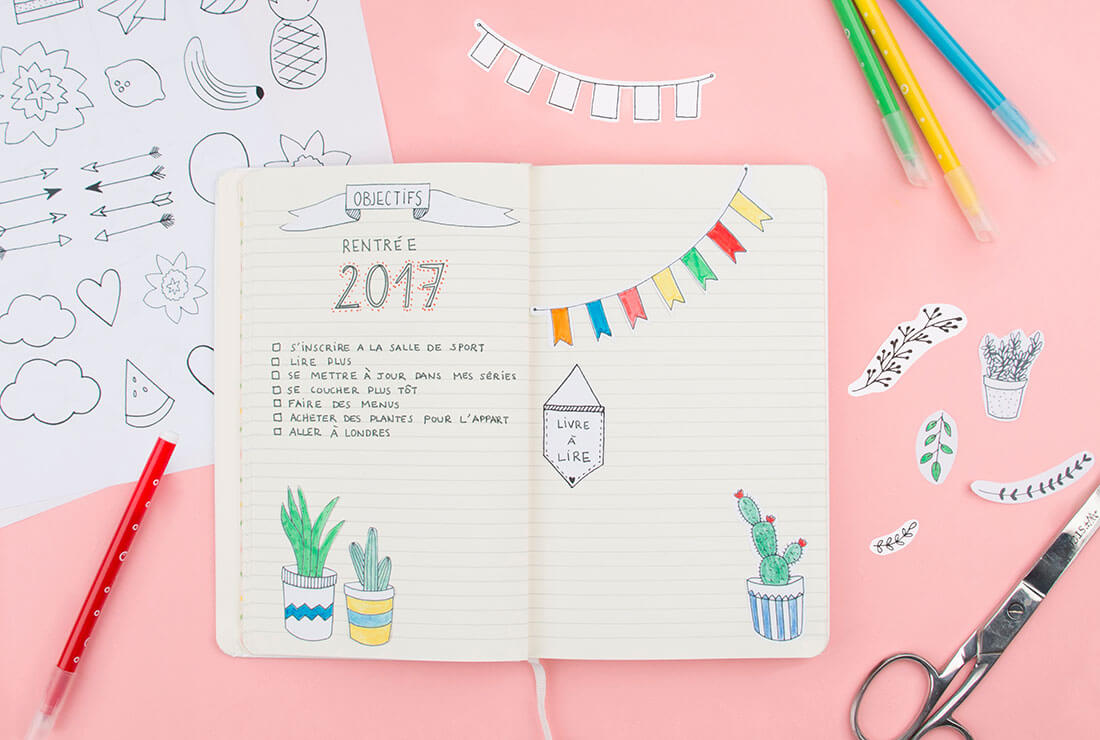 Bullet Journal Back To School Organising Diys My Little