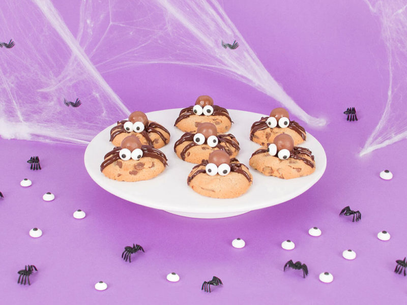 spider-cookies-recipes