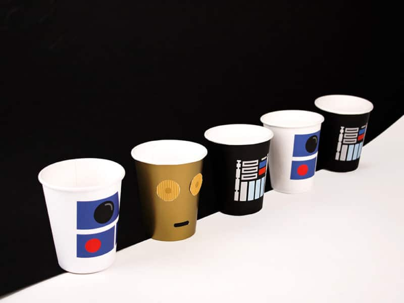 Star Wars Cups DIY