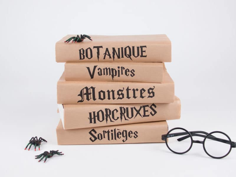 Couvertures de livre Harry Potter