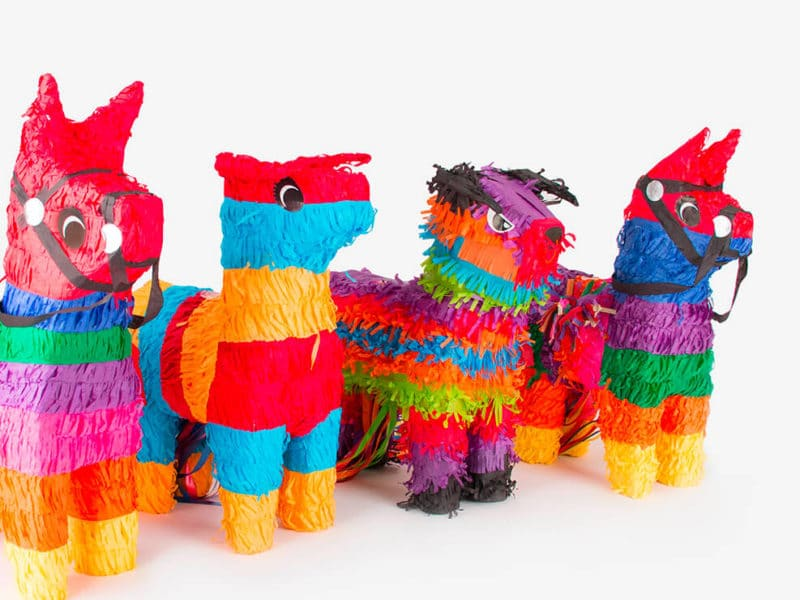 An ABC of Pinatas