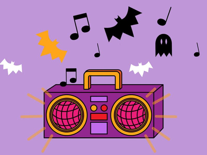 playlist-halloween