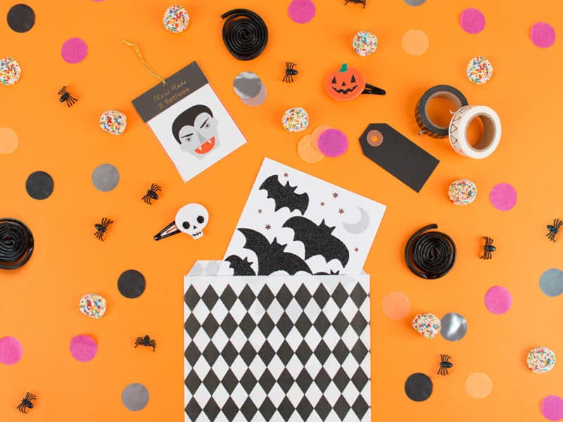 La pochette surprise d'Halloween