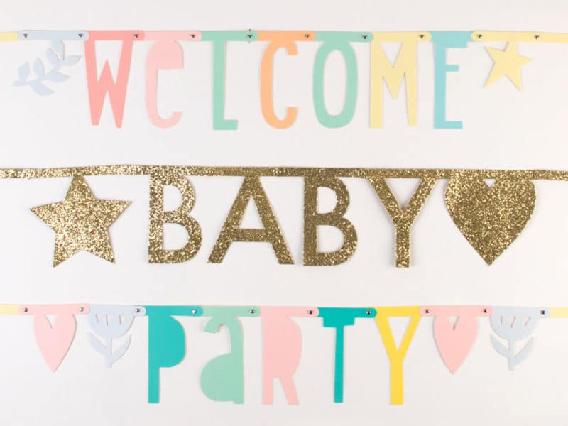 la welcome baby party