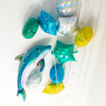 Ballons mylar holographiques 2
