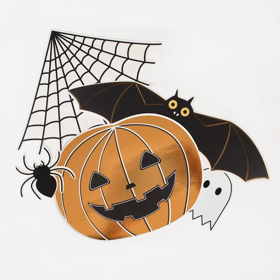 Halloween - Feuilles décoratives - My Little Day - le blog