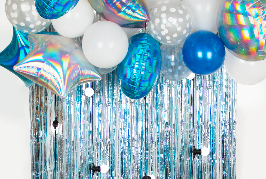 Frozen Birthday Party decoration and DIY