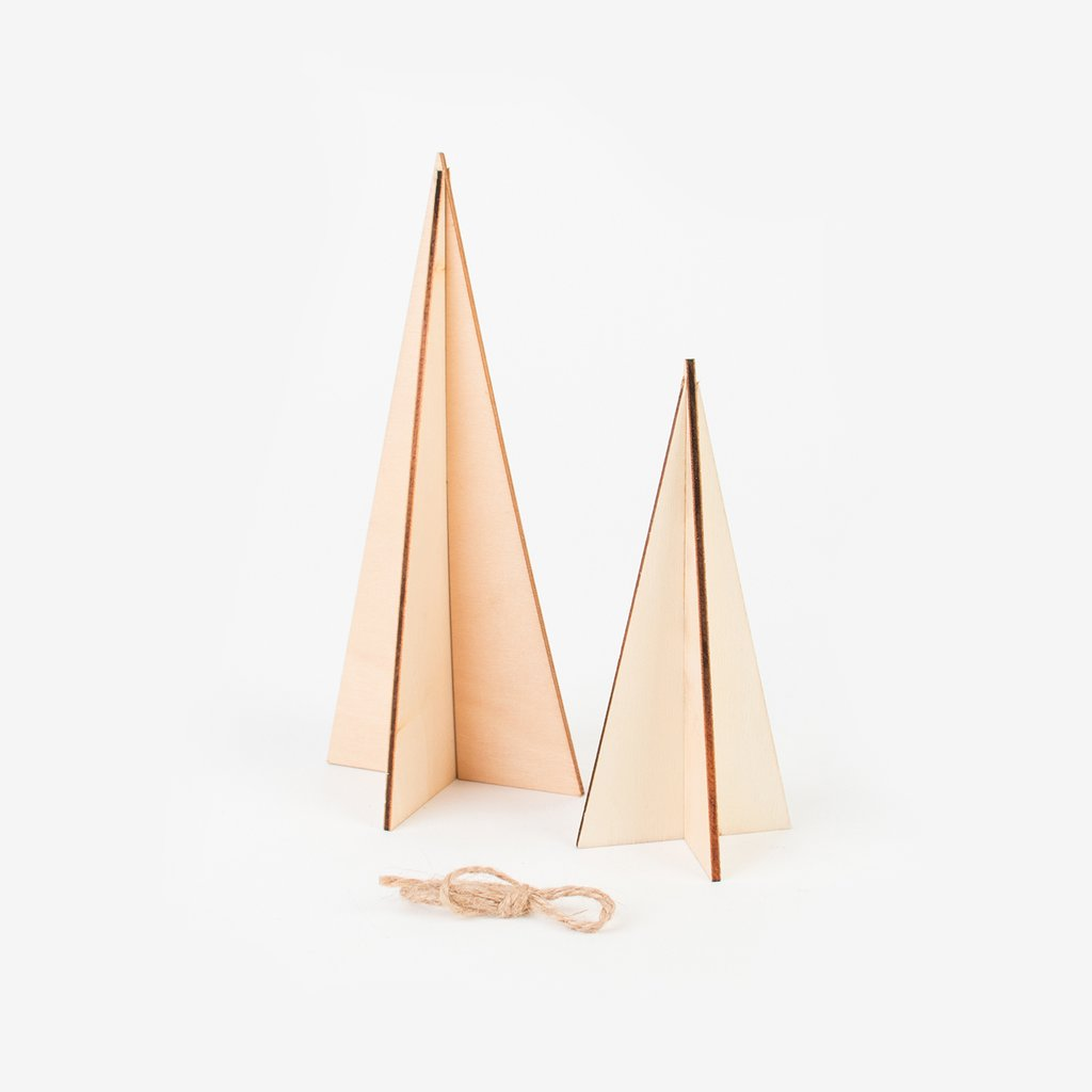 Figurines sapin - My Little Day - le blog