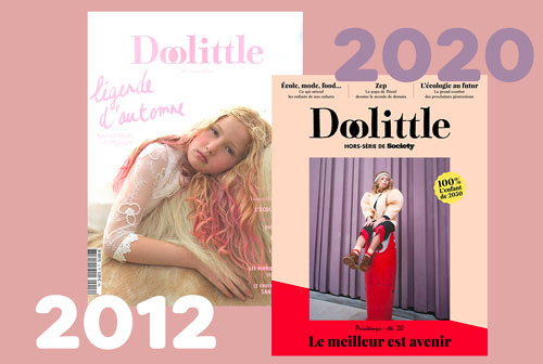 couv-doolittle et My Little Day