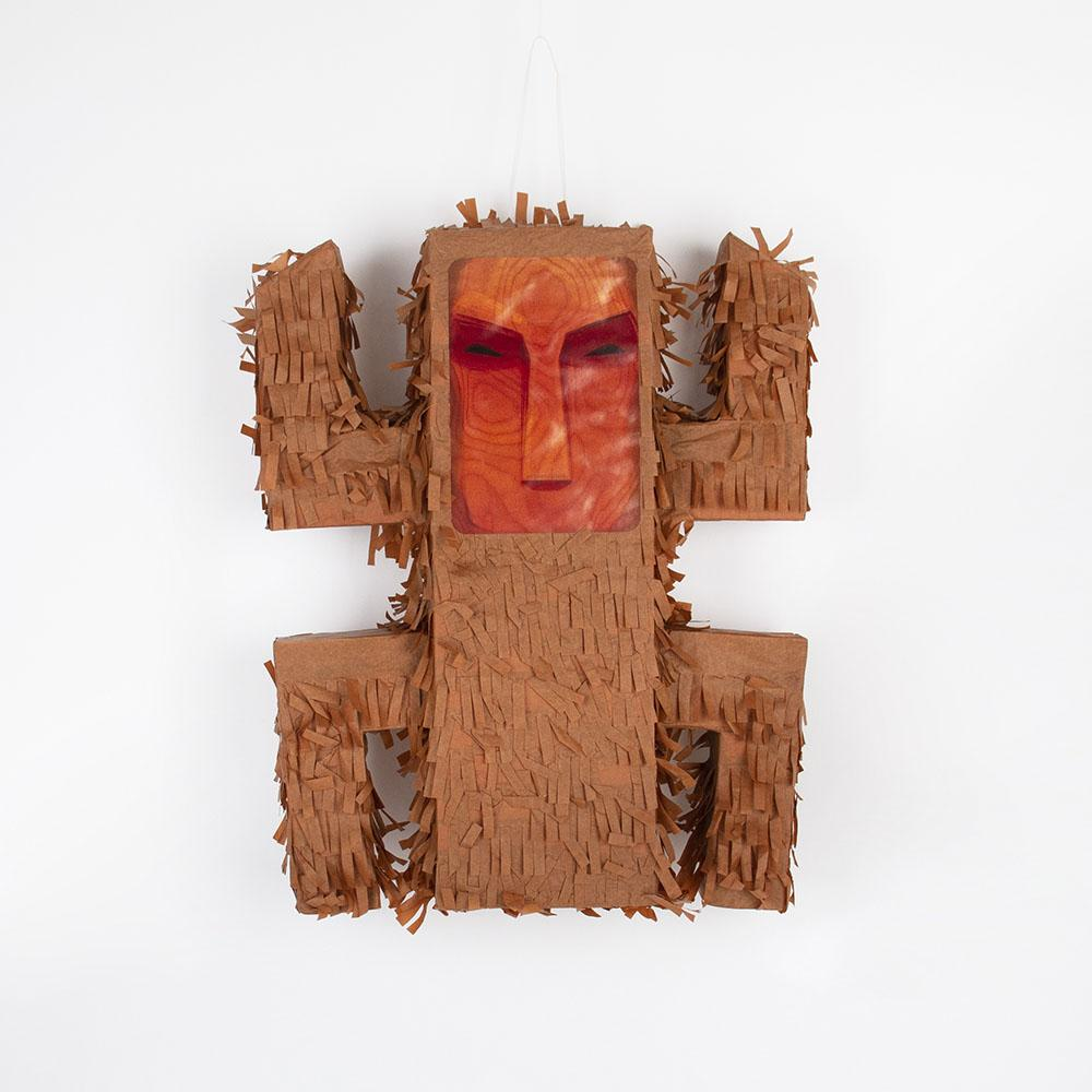 Pinata totem - My Little Day - le blog