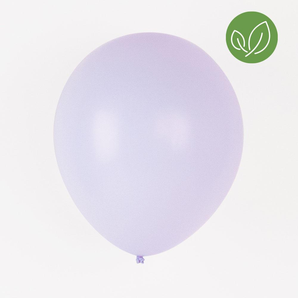 Ballon de baudruche mauve - My Little Day - le blog